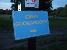 Googa Mooga Sign